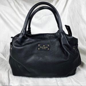 Kate Spade Berkshire Road Stevie Satchel (Black)